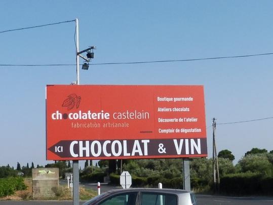 chocolat castelain