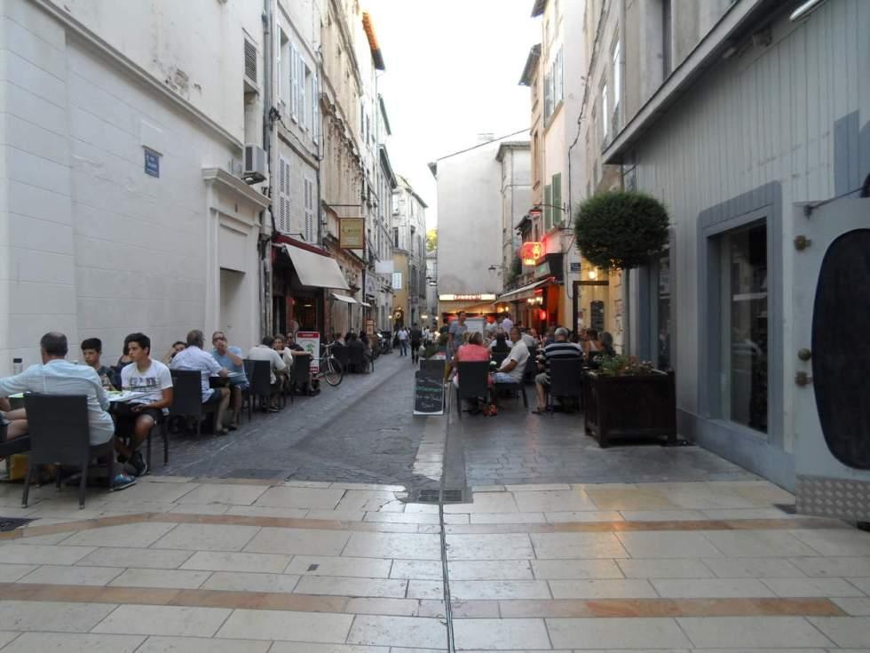 coin restaurant avignon