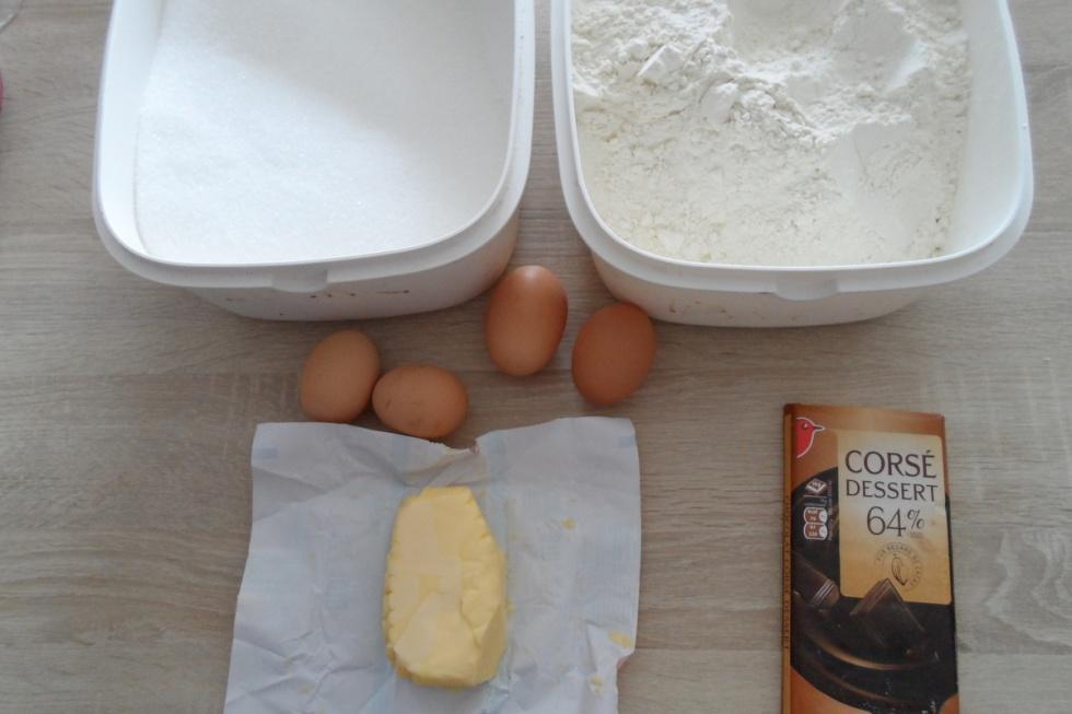 Fondant au chocolat Cyril Lignac1