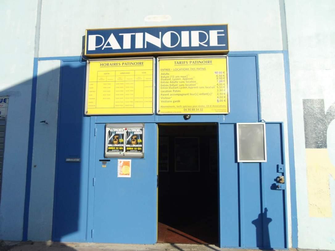 patinoire avignon