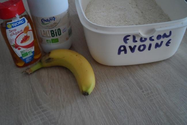 pdj avoine banane