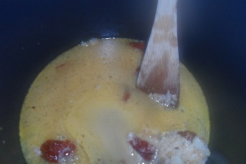 risotto tomate séché7