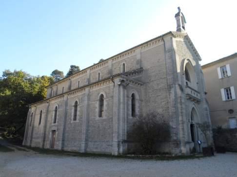 La chapelle de st gens