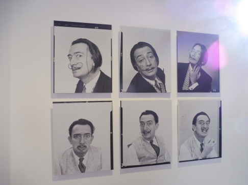 Dalì célèbre peintre né le 11 mai 1904 et mort le 23 janvier 1989