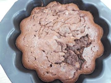 Gâteau de Nancy sans blanc en neige