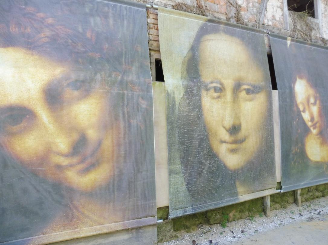 Tableaux Léonard de Vinci