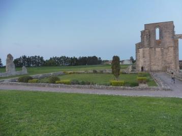 Jardin de l'Abbaye Notre dame des châteliers